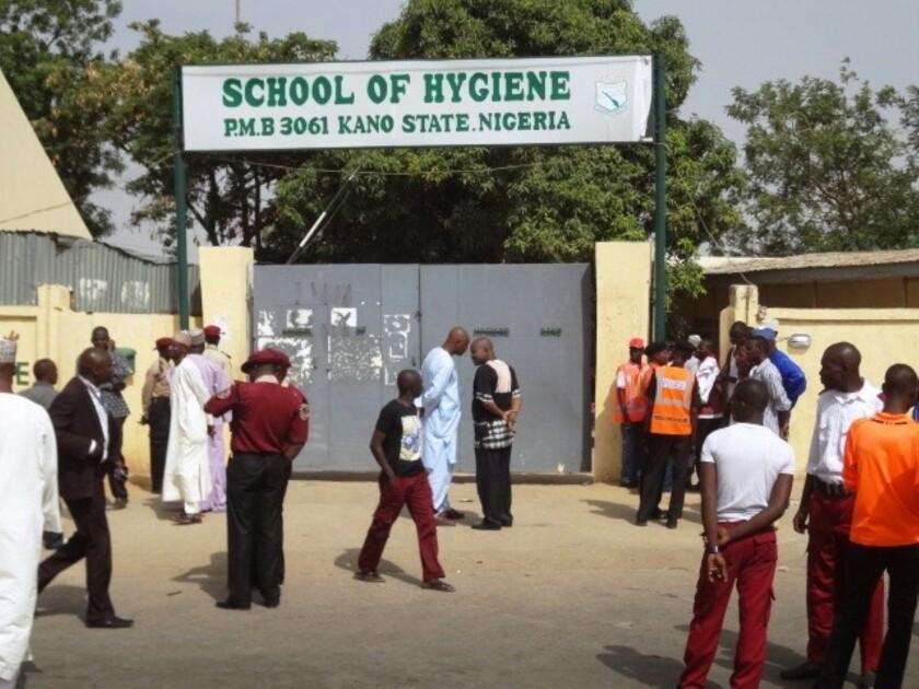 Nigerian bombing