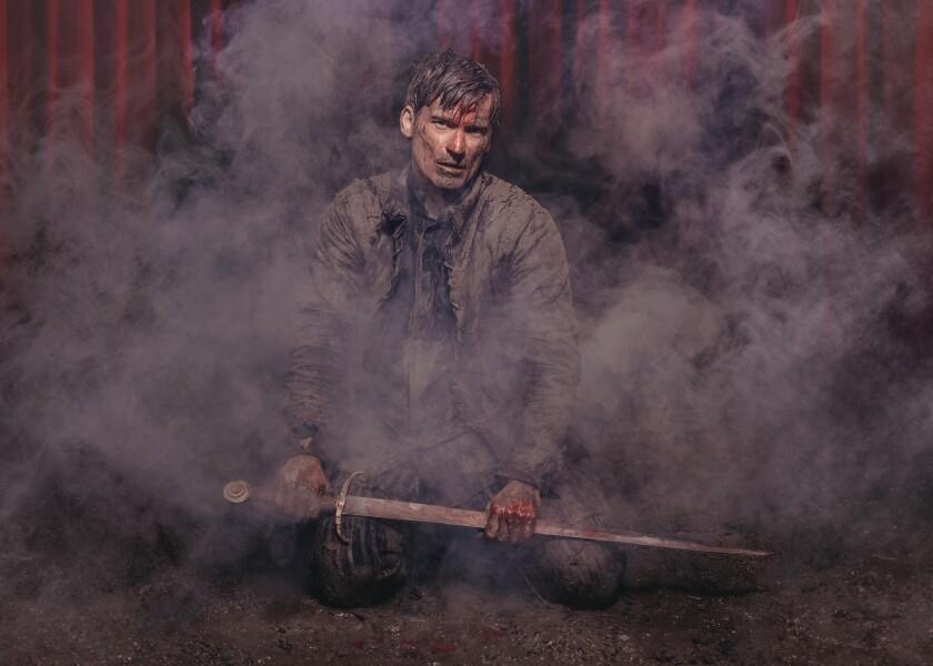 """Nikolaj Coster-Waldau in """"Macbeth"""""""