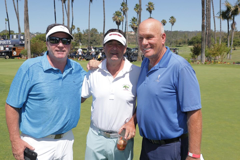 Kevin Walsh, Tim Walsh, Doug Coldeth