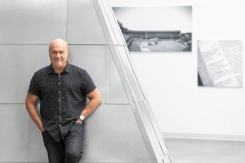 Greg Laurie is the pastor of Harvest Orange County Church in Irvine.