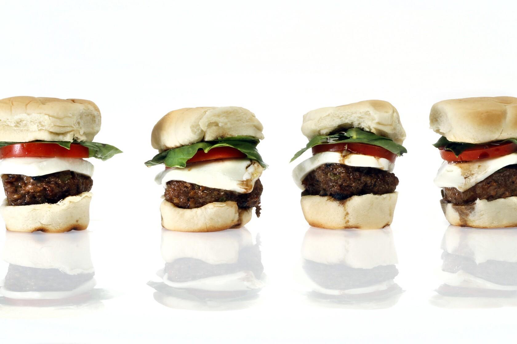 18 great hamburger recipes - Los Angeles Times