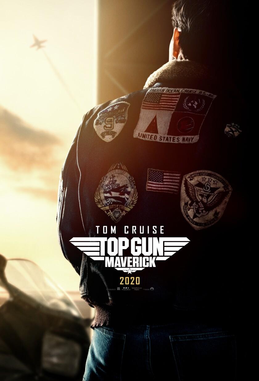 "Poster for ""Too Gun: Maverick"""
