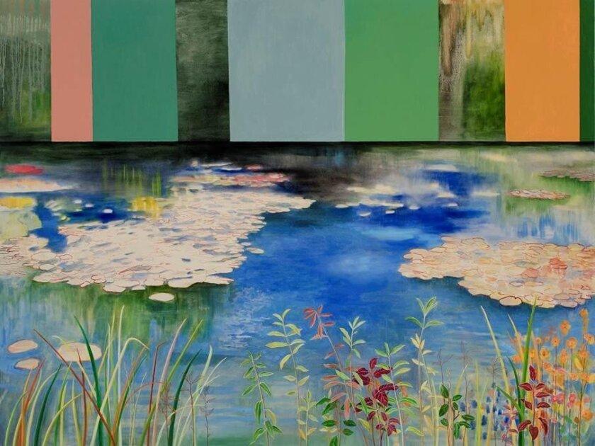 R.B. Stevenson Gallery's 'Into Nature' exhibit with works by Astrid Preston and Sasha Koozel Reibstein runs July 9 to Aug. 13.