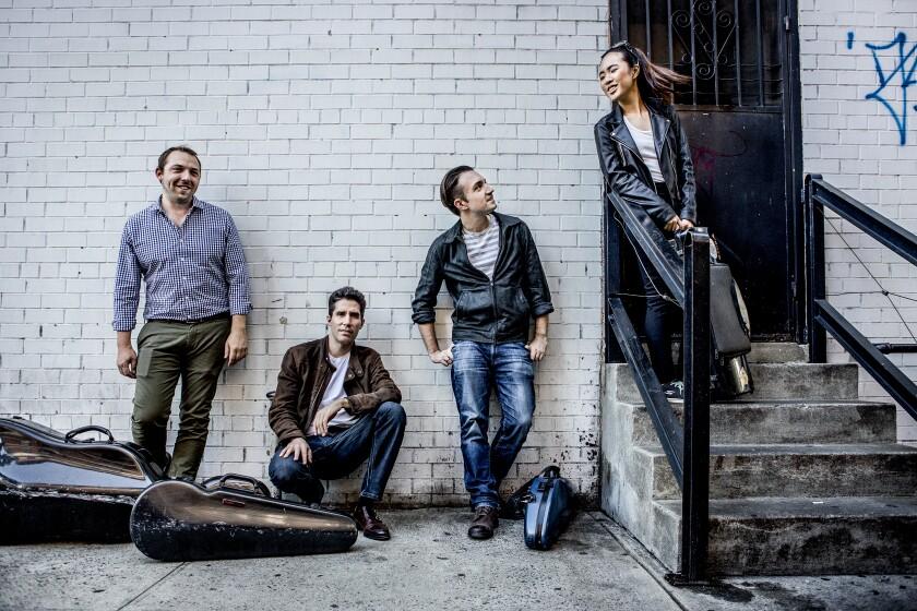 Fall arts 2019   Classical music: Rafael Payare, Danish String Quartet, 'Aida' and more - The San Diego Union-Tribune