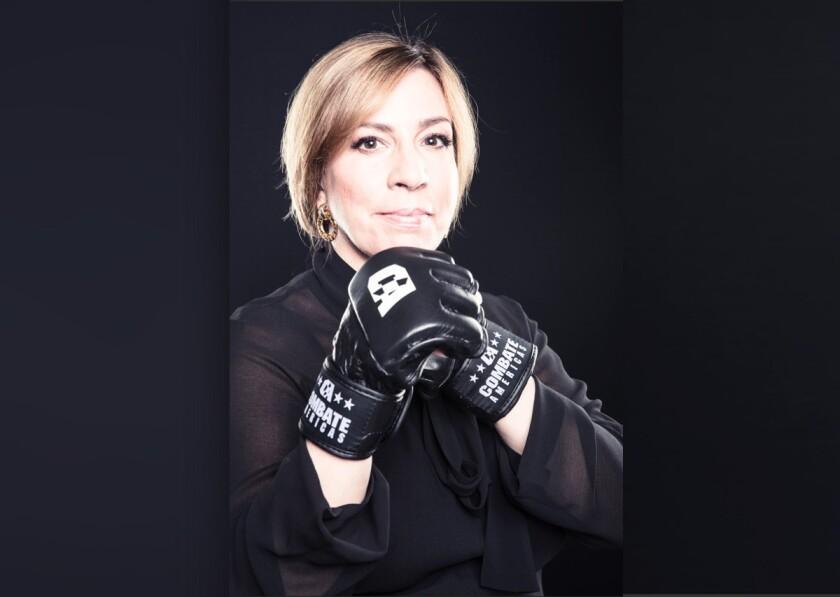 Jacqueline Hernandez - Combate Americas