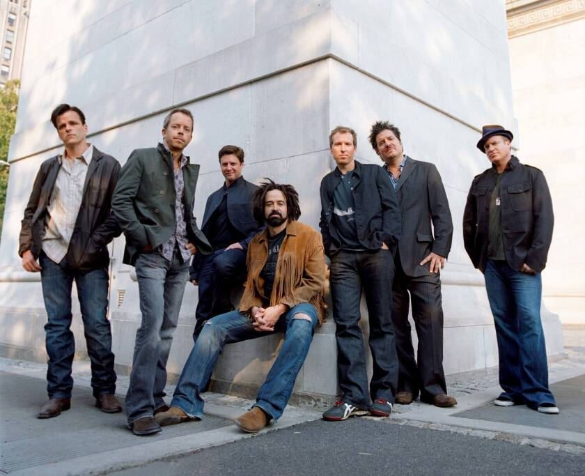Counting Crows. (Courtesy photo)