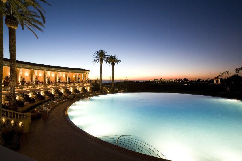 The Resort at Pelican Hill in the Newport Beach area received a 2016 Five Diamond rating from AAA. It snagged its first top award in 2009.