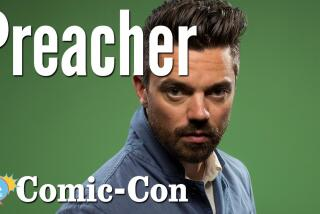 """""""Preacher"""" Cast Talks About Shooting In New Orleans At Comic-Con 2017"""