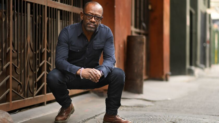 "Lennie James will cross over from ""The Walking Dead"" to ""Fear the Walking on April 15, when the former's eighth season concludes and the latter's fourth premieres."