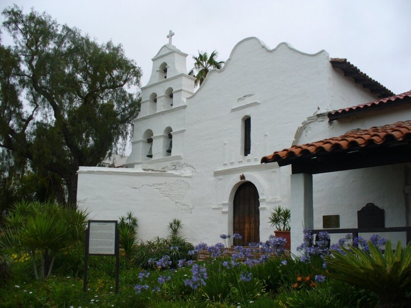 Junipero Serra founded his first Alta California mission, Mission San Diego de Alcala, in 1769