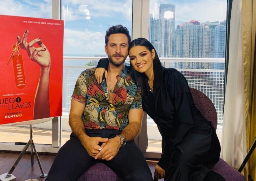 """Sebastián Zurita: """"Necesito ser mucho más que un galán de telenovelas"""""""