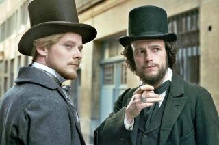 'The Young Karl Marx' review by Kenneth Turan