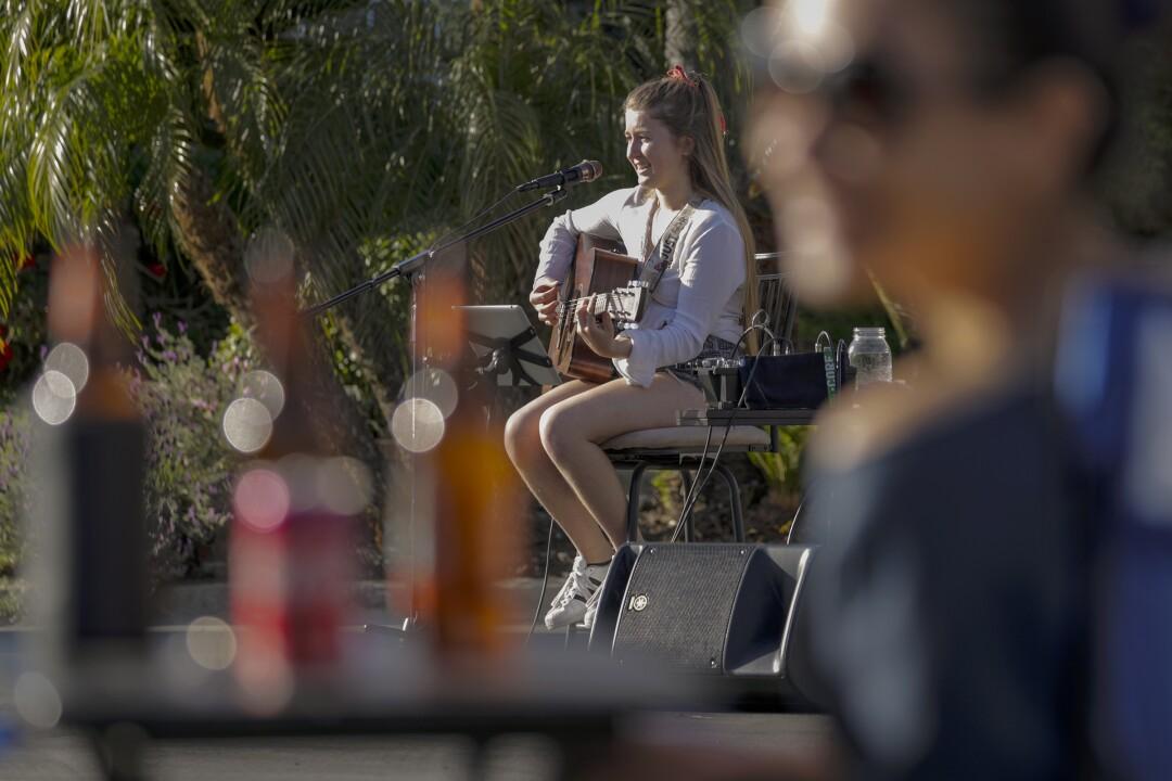 Upland cul-de-sac concert