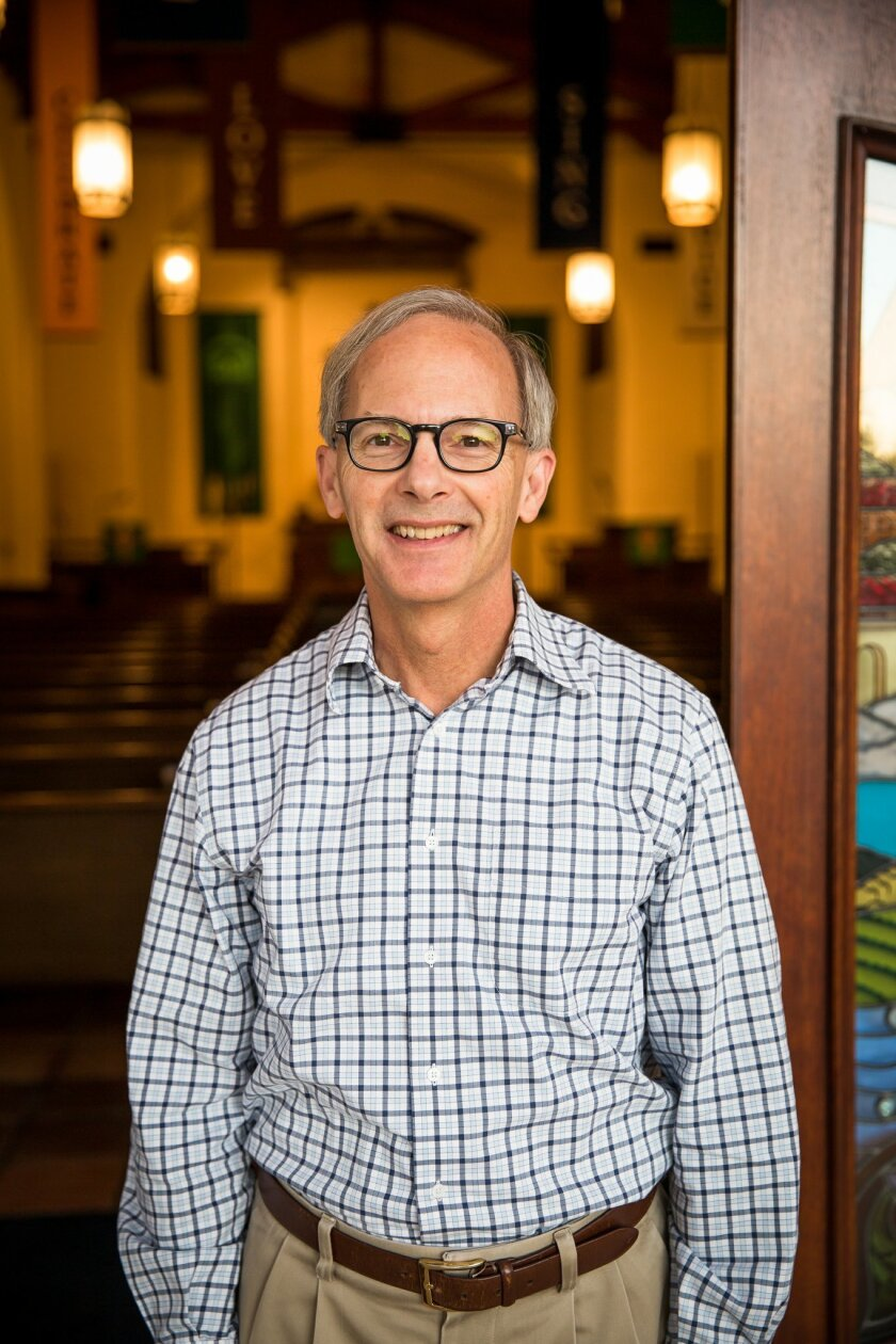 Rev. Mark Dahle, pastor