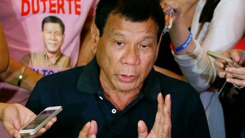 Aided by social media disinformation, President Rodrigo Duterte is persecuting the press and anyone who questions his policies.