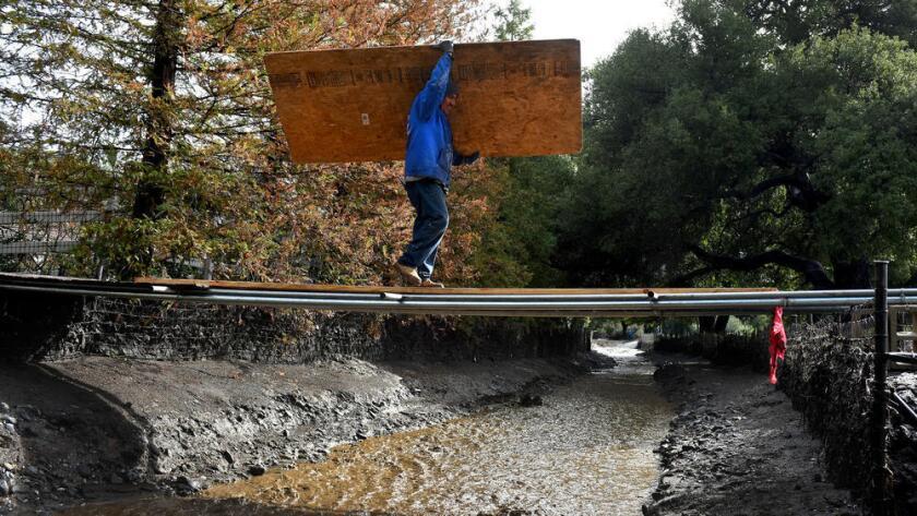 Con recursos federales, que serán solicitados por California, se espera que los condados afectados por las lluvias puedan recuperarse de los daños.