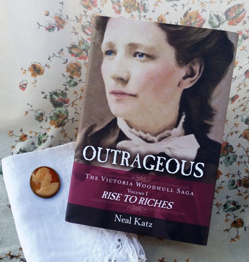 'Outrageous: The Victoria Woodhull Saga'