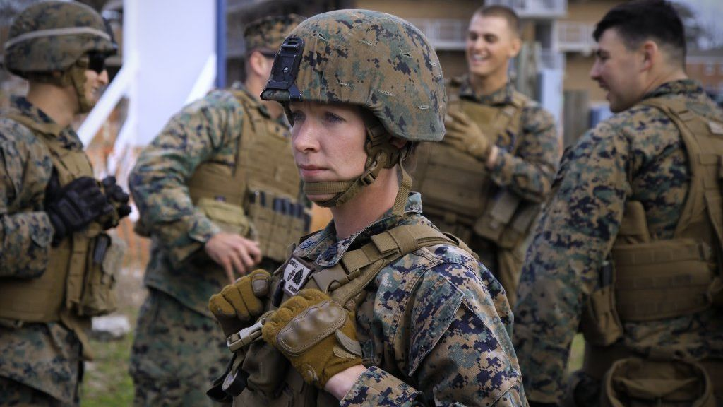 Judge rules men-only military draft unconstitutional in court win for San Diego men's group