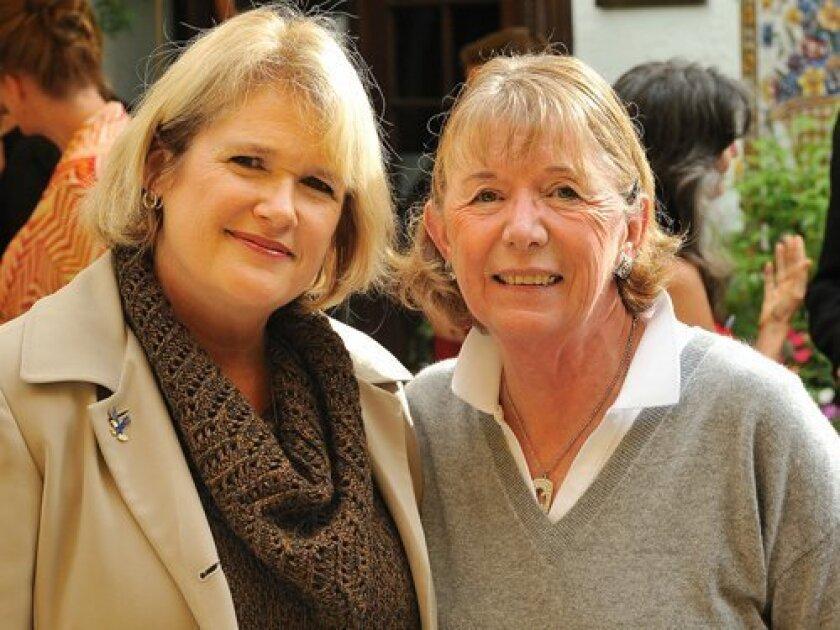 Lorraine Brovick-Kent (candidate RSF School Board), Rosemary Colliander