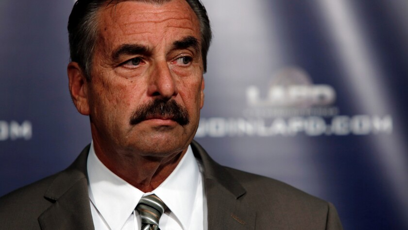 LAPD Chief Charlie Beck revealed new details about the investigation into the shooting Thursday at a news conference.