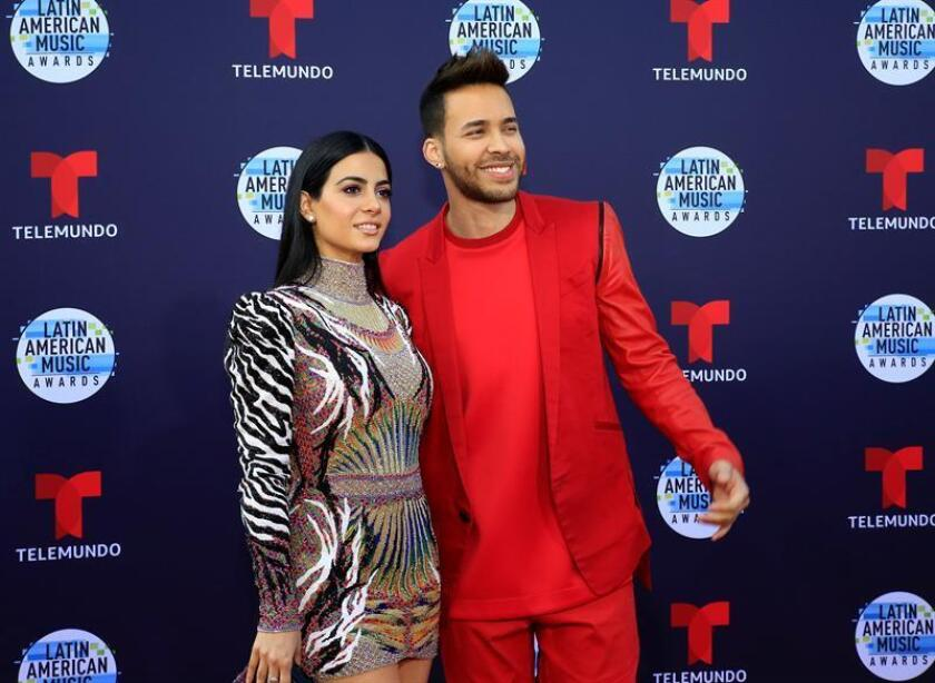 La alfombra roja de los Latin AMAs llena de mensajes de poder