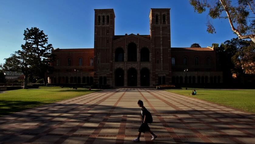 UCLA's Royce Hall