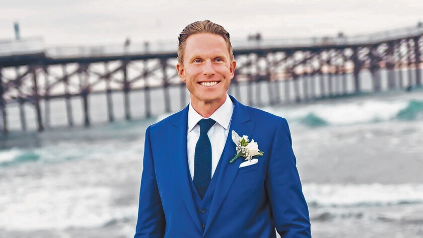 Incoming PB Town Council president Brian White appears well-groomed to take on the role of serving Pacific Beach's best interests.