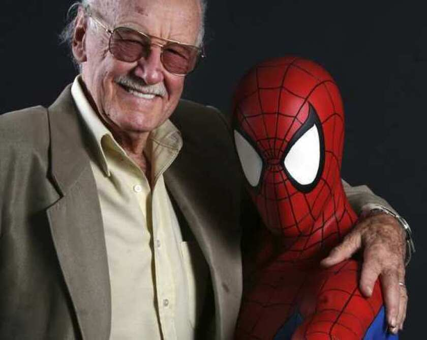 Stan Lee Media sues Disney for billions over Marvel characters