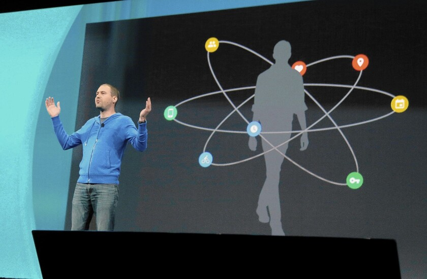 Google unveils products at developers conference