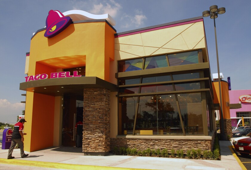 Taco Bell plans to offer its breakfast menu nationwide starting in late March.