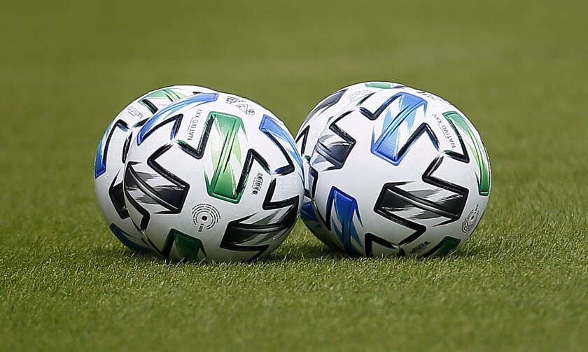 Major League Soccer remains on hold because of coronavirus concerns.