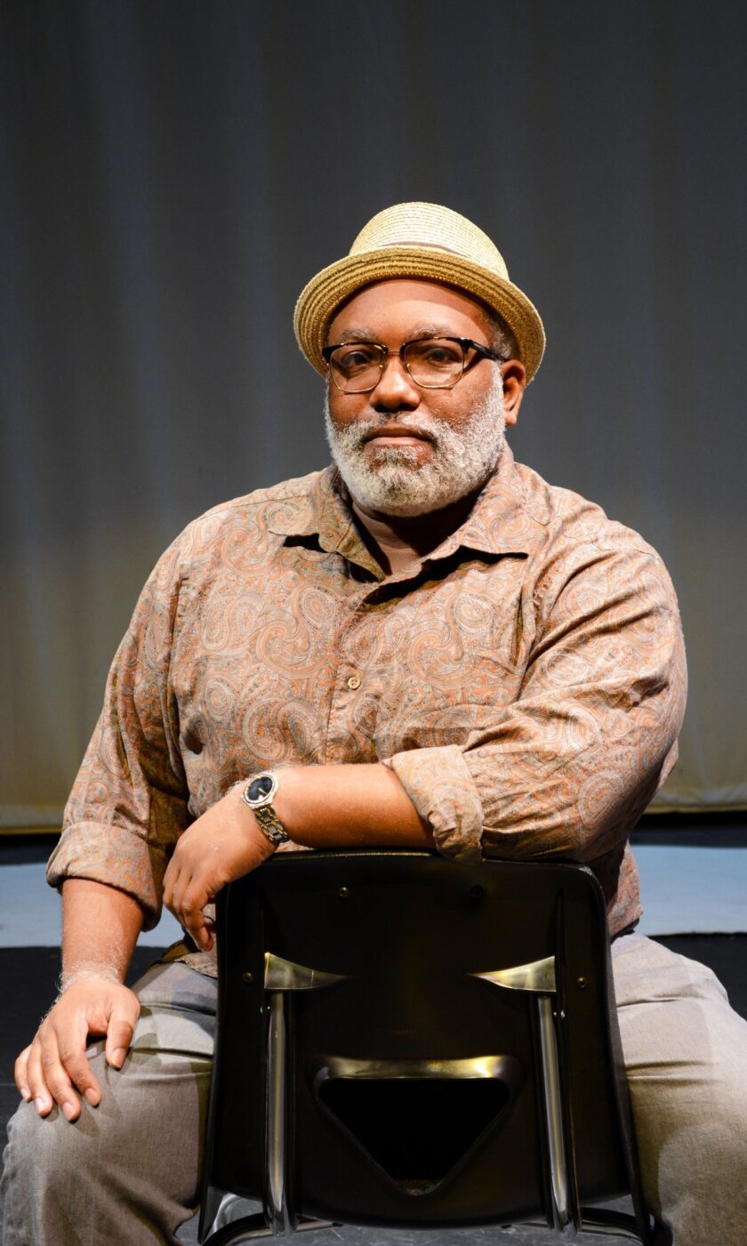 This image released by Slate PR shows Corey Mitchell. Mitchell, from the Northwest School of the Arts in Charlotte, North Carolina, has won the inaugural Excellence in Theatre Education Award presented by the Tony Awards and Carnegie Mellon University. It is the first special Tony Award that honors