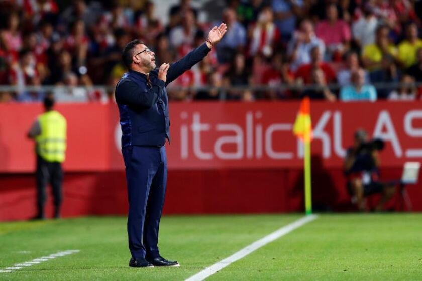 El entrenador del Celta, el argentino Antonio Mohamed. EFE/Archivo