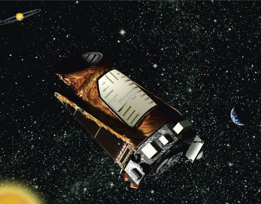 """NASA's announcement that the Kepler planet-hunting telescope may be near the end of its scientific life inspired a UC Berkeley astrophysicist to write a poem based on W.H. Auden's """"Funeral Blues."""""""