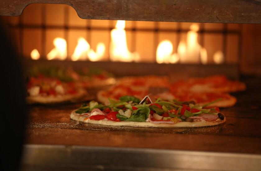 A photo of Blaze Pizza