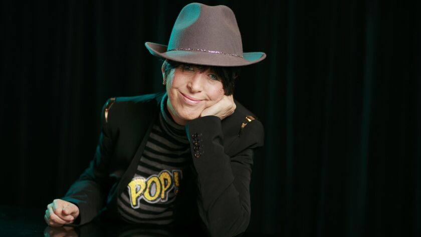 """""""The songs have impact. The songs reach people,"""" Diane Warren says of her 10 Oscar-nominated film songs."""