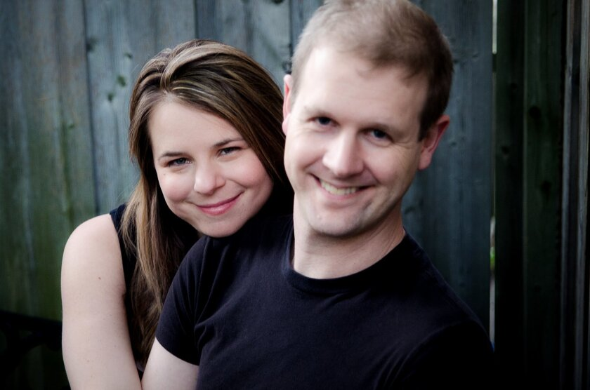 Irene Sankoff  and David Hein wrote the musical 'Come from Away,' which will have its world premiere at La Jolla Playhouse, May 29-July 5.