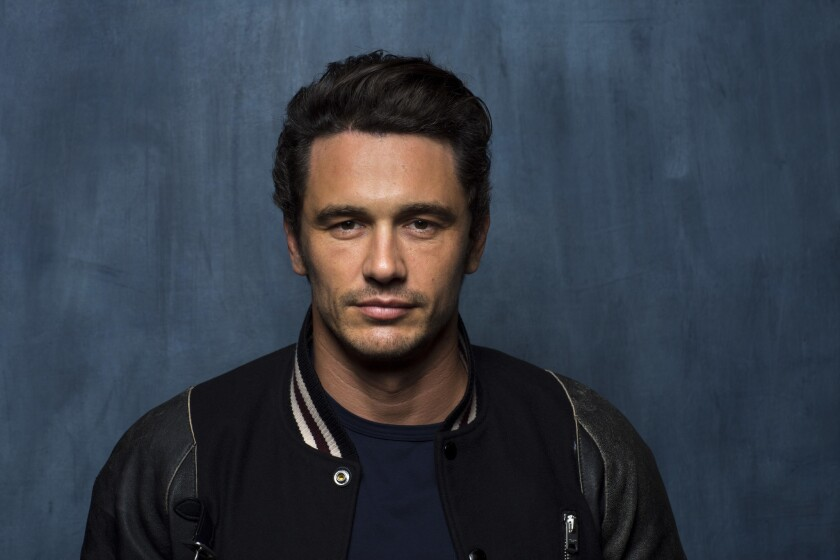 Five women accuse actor James Franco of inappropriate or ...