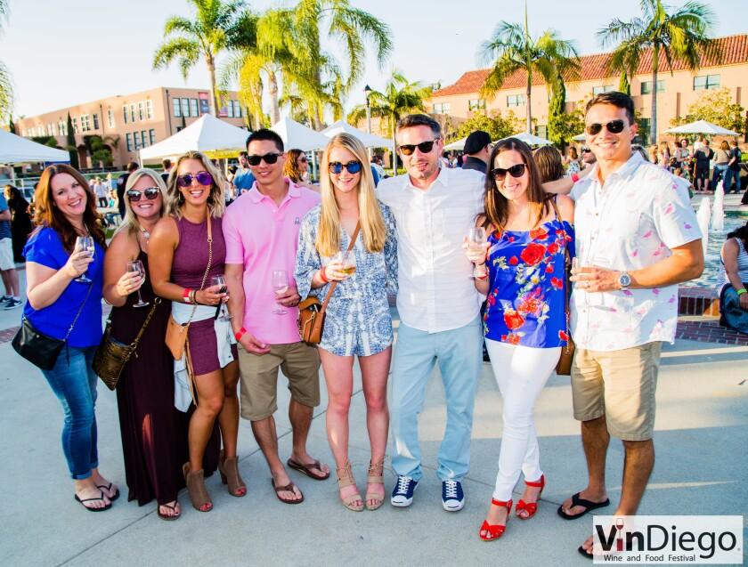 VinDiego Wine and Food Festival