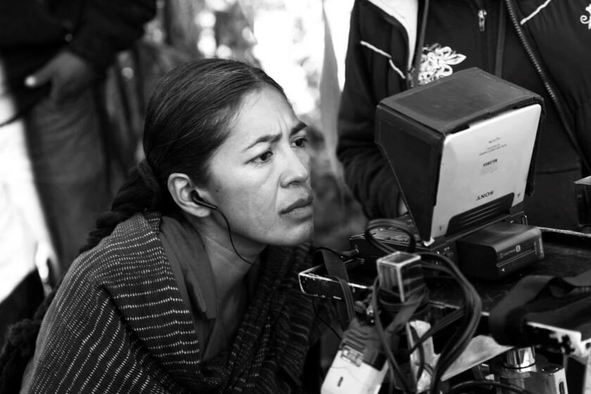 Ángeles Cruz ha formado parte del elenco en películas como 'Espiral', 'El Violín', 'The Girl', y 'Monstruo de mil cabezas'.