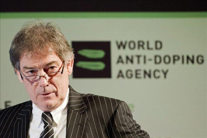 El director general de la Agencia Mundial Antidopaje (AMA), el neozelandés David Howman. EFE/Archivo
