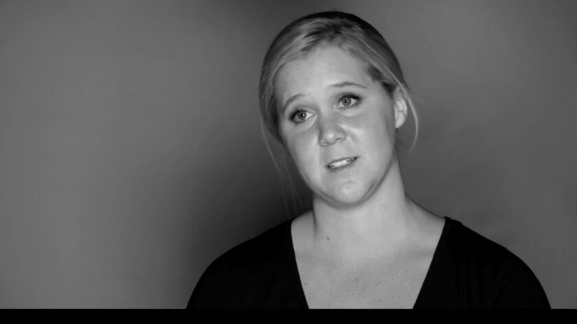 """Amy Schumer in """"Dying Laughing."""""""