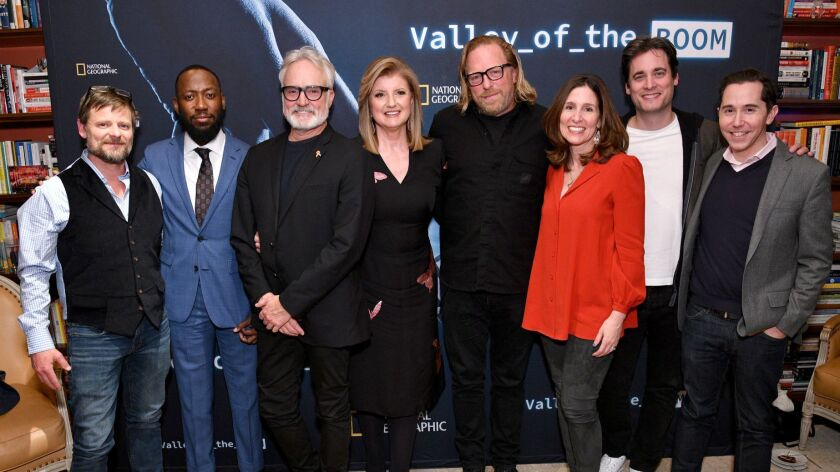 "National Geographic's ""Valley Of The Boom"" Screening"