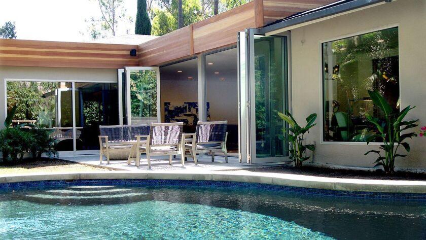 2018 Sunset Magazine Beverly Hills IDEA House.