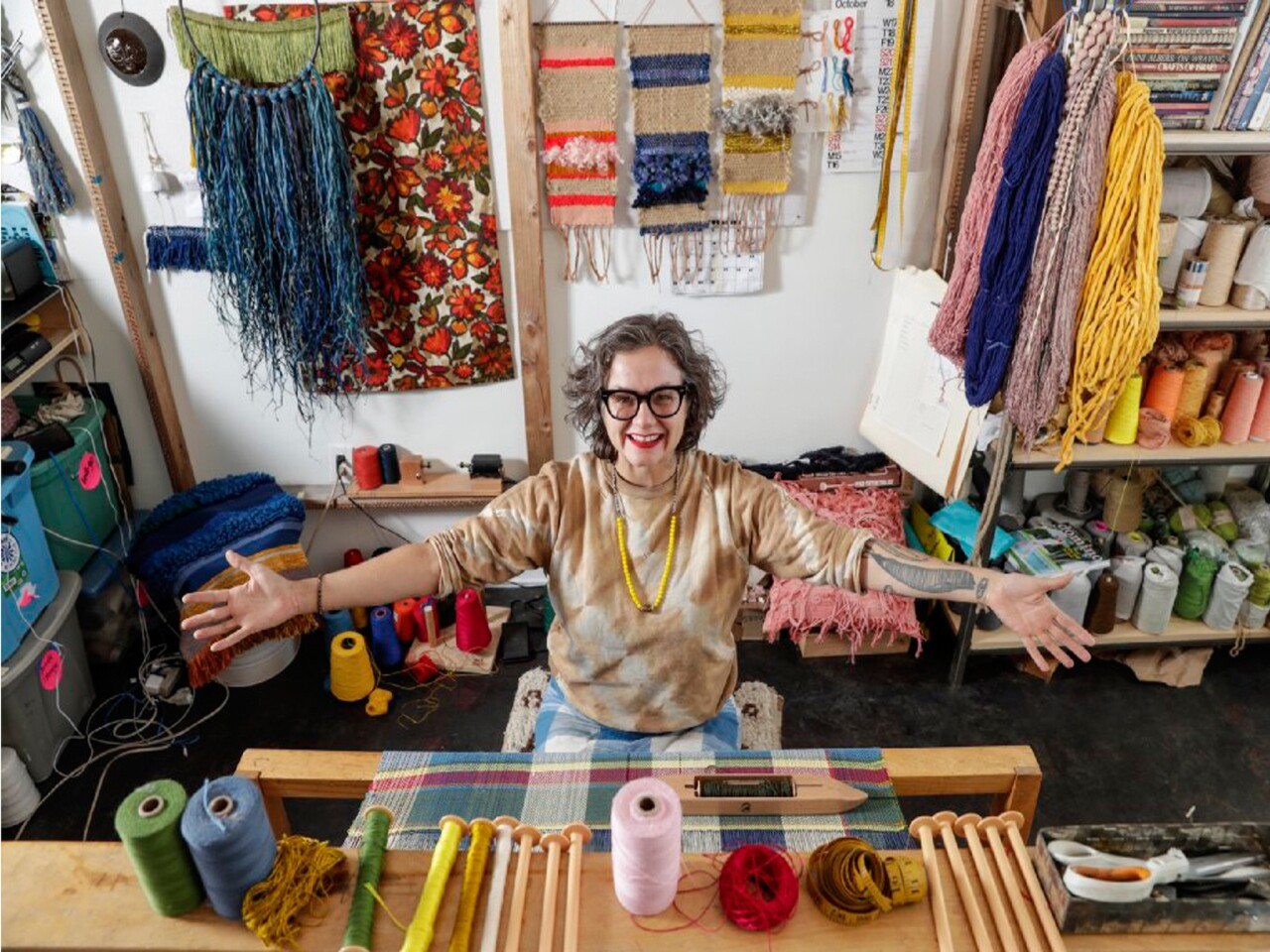 Makers: Janelle Pietrzak of All Roads