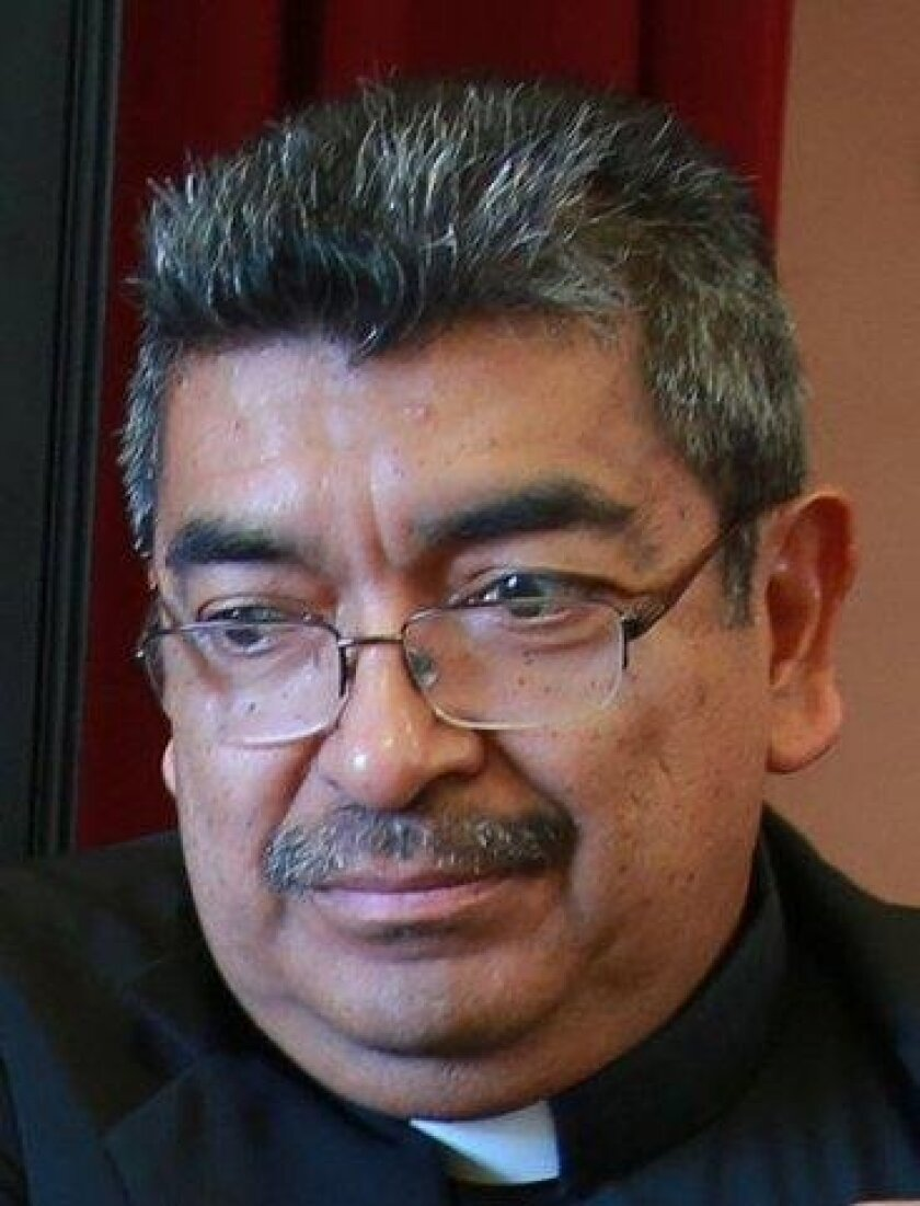 The Rev. Henry Rodriguez in 2013.