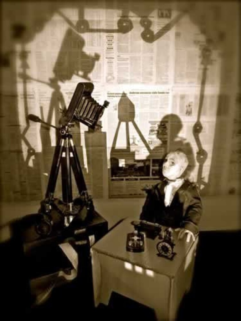 The Animal Cracker Conspiracy brings film, puppetry, and live quadraphonic sound to The Loft Feb. 7.