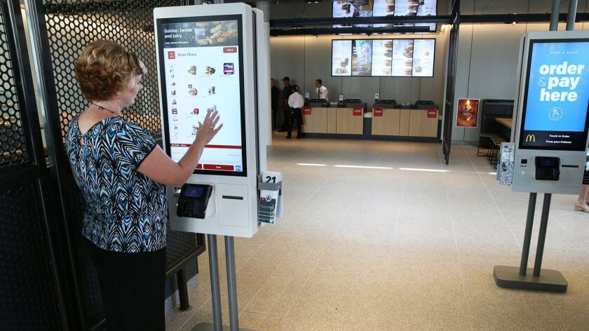 Dynamic Yield's software will enable McDonald's to personalize its digital menu boards and push additional items based on what a customer has just ordered.