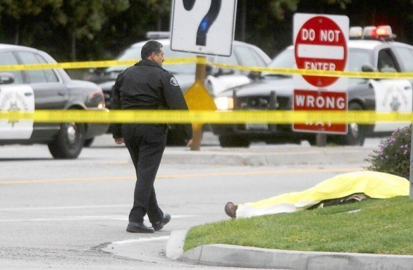 O.C. shootings leave four dead, many questions