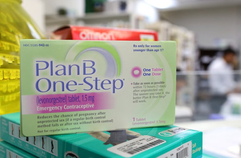 U.S. attorneys are seeking to maintain minimum age requirements for purchase of the emergency contraceptive Plan B One-Step.